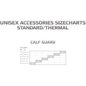2XU Elite MCS Compression Calf Guards black/gold